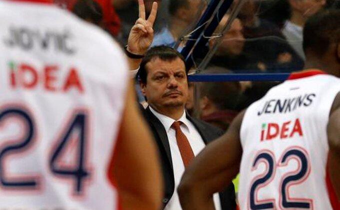 """Ataman: """"Pokazali smo da smo pre svega sportisti"""""""