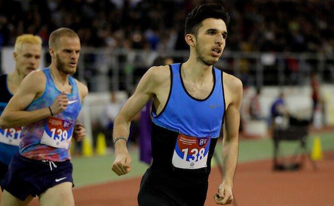 "Bibić o rekordu Srbije na 5.000 metara: ""Mogu još bolje!"""