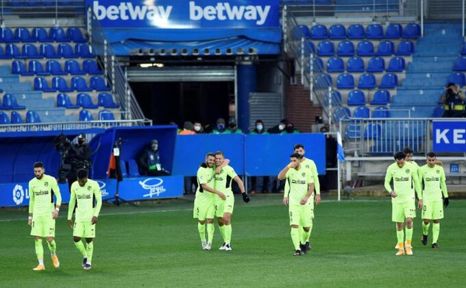 Atletiko prežalio Kostu, Ljorente obezbedio bodove u Baskiji!