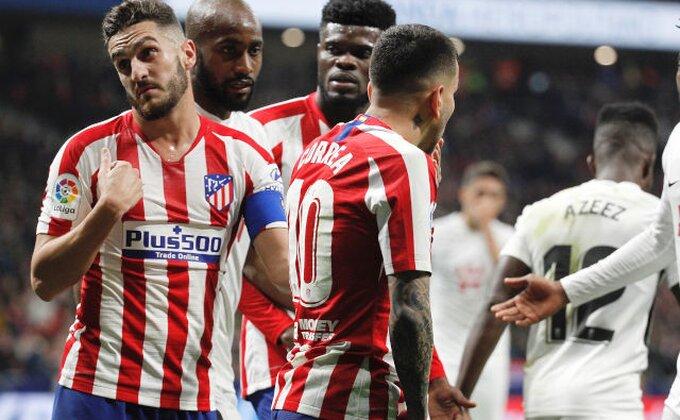 Primera - Atletiko 23. golom u sezoni do pobede protiv Granade