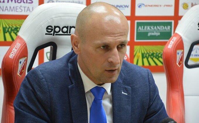 Trener Spartaka objasnio - Partizan bolji od Olimpijakosa?