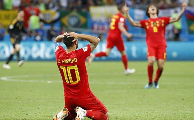 Tihi heroj Belgije - Eden Azar!