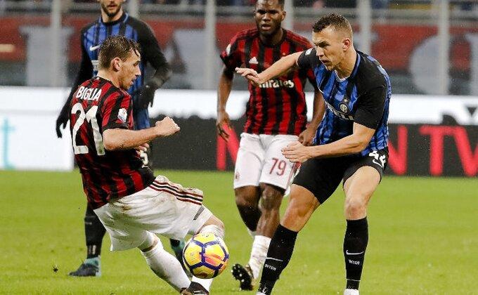 'Džoker' Kutrone obradovao Gatuza - Milan srušio Inter posle skoro dve godine!