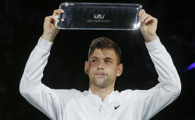 ATP - Đoković nije među deset najboljih, veliki skok Krajinovića