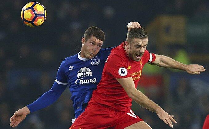"""Start Barklija za """"zatvor"""", fudbaler Evertona se izvukao sa žutim!"""