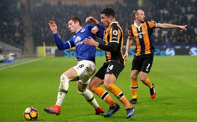 """""""Tigrovi"""" dva puta vodili ali na kraju ostali bez celog plena protiv Evertona!"""