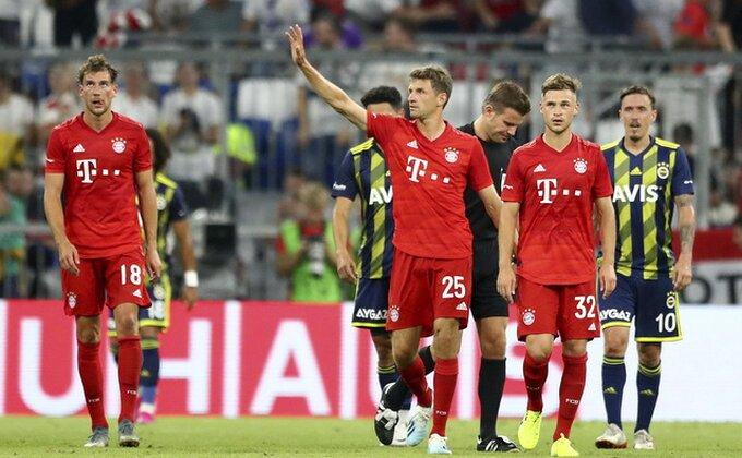 Nemačka, Kup - Bajern bio na pragu eliminacije, Miler spasilac!