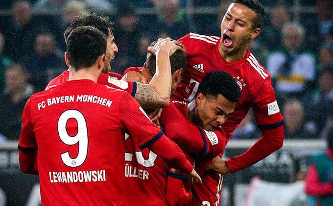 """BL: """"Petarda"""" Bajerna u derbiju kola, izjednačili se sa Dortmundom!"""
