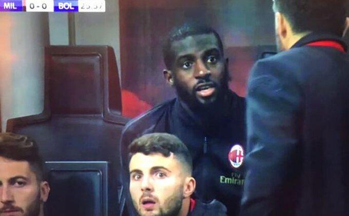 """Skandal na """"San Siru"""", igrač Milana psovao Gatuza, Rino mu poručio da će """"dobiti svoje"""" posle meča!"""