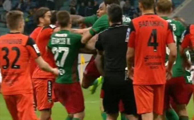 Evo kako je Krasnodar izvukao bod, bivši štoper Partizana u neverici!