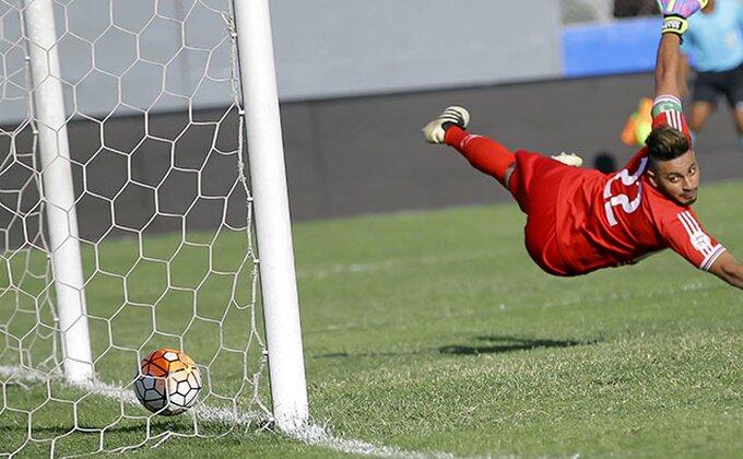 """Novi gol """"sa centra"""", ovoga puta u Meksiku"""