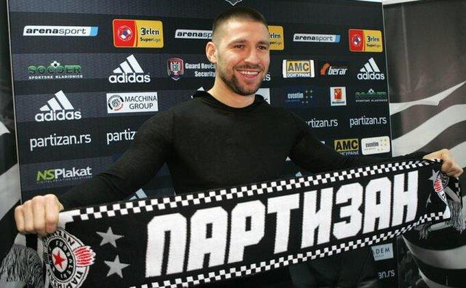 Kako Partizanovci prate EURO - U lepom društvu su i utakmice lepše