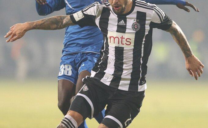 Momak koji sve više znači Partizanu: ''Idemo dalje, Grobari!''