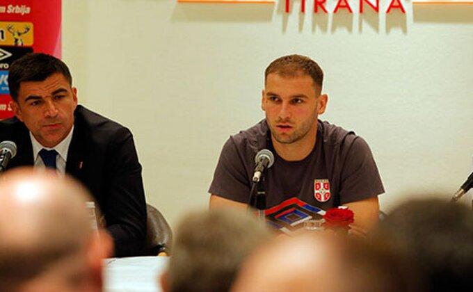 """Ivanović: """"Niko ne očekuje aplauze u Albaniji"""""""