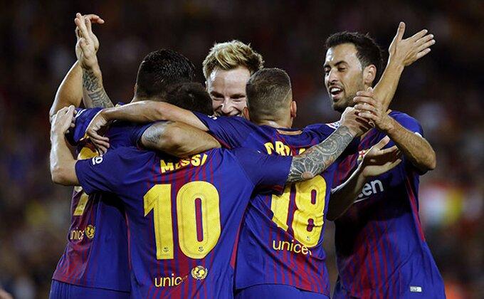 """Prvi put u istoriji, """"Barselone"""" u svemu lideri!"""