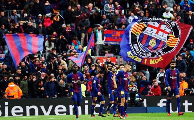 """Holanđanin rekao """"da"""" Barseloni!"""
