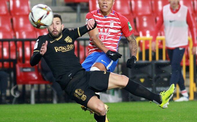 Kup kralja - Totalna ludnica i osam golova u Granadi, Barsa jedva izvukla živu glavu!
