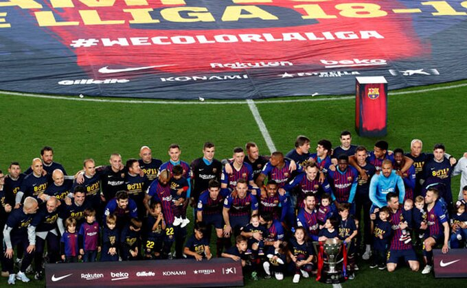 Legenda se vratila u Barselonu!