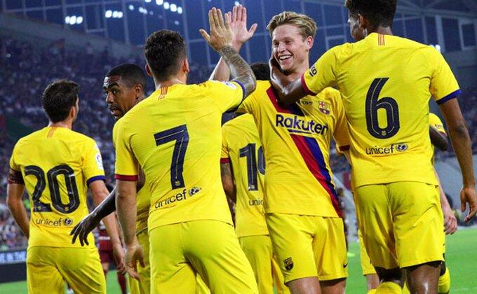 Juve želi mladog Španca, Barselona traži druge opcije