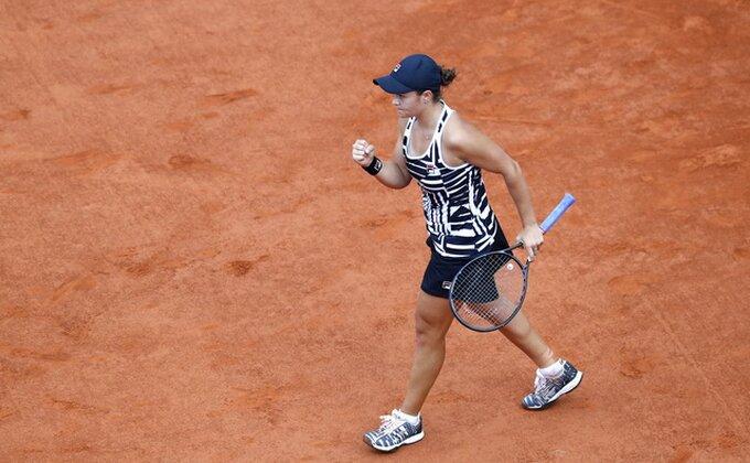 Ešli Barti na završnom WTA turniru u Šenženu