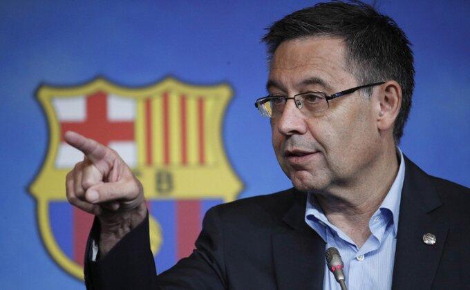 """Bartomeuov intervju šokirao Kataloniju, Pike se jedva suzdržao da """"ne eksplodira""""!"""