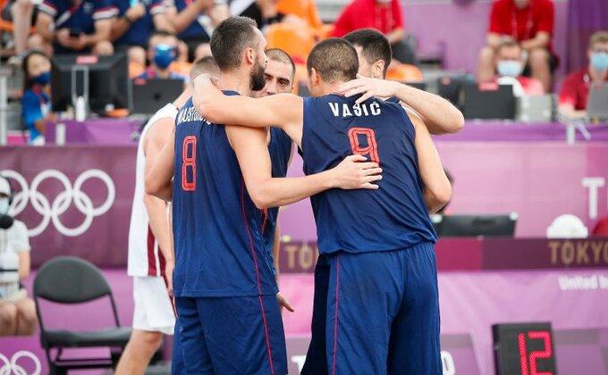 Basketaši se ne opuštaju pred polufinale, pobeda nad Rusima ipak važna