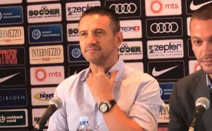 Crno-beli želeli Mirkoviću da podare pobedu za početak, umesto toga zadali mu još teži zadatak!