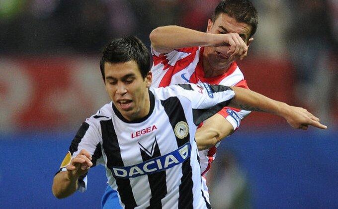 Udinezeovi igrači kao ukleti...