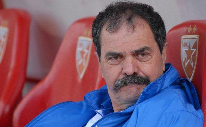 Bogićević novi trener Napretka