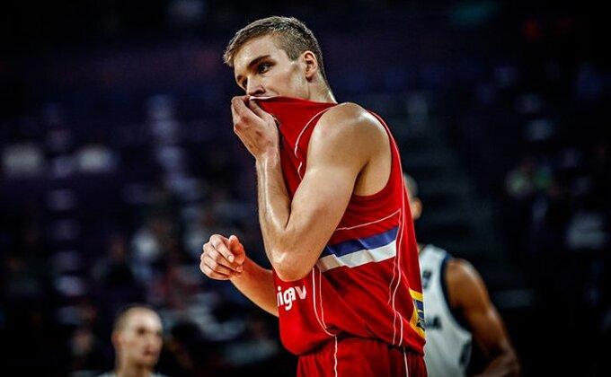 Srbija na Kritu dovela u pitanje plasman na Mundobasket