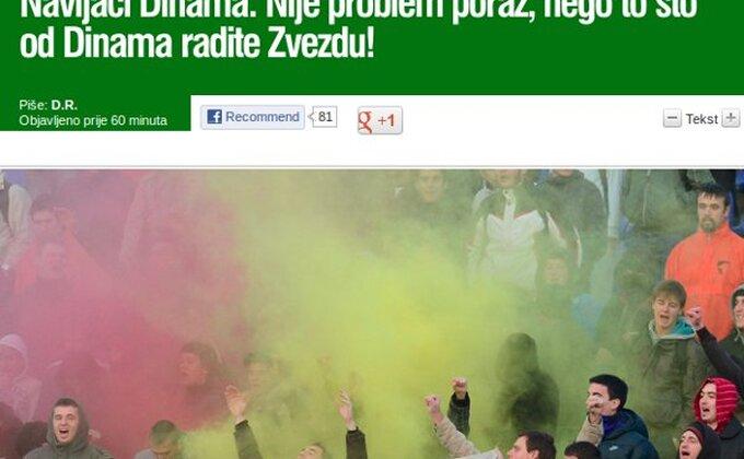 BBB: ''Ovo više nije Dinamo, pravite Crvenu zvezdu od njega!''