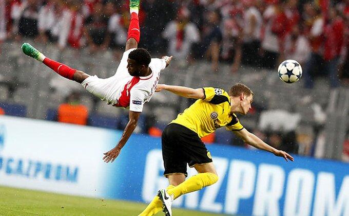 """Monako igrao prvo, Borusija drugo poluvreme, na kraju """"Kneževi"""" srećniji!"""