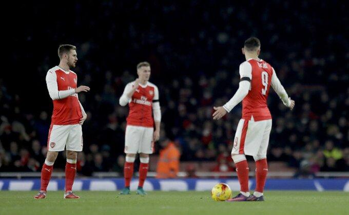 Turski velikani bi napadača Arsenala