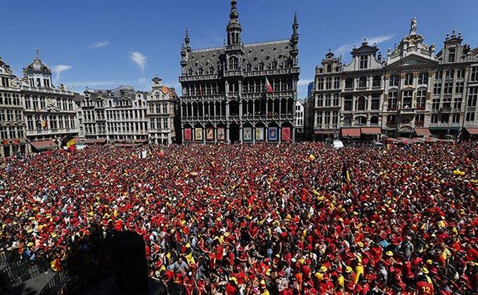 Stop u Belgiji do avgusta