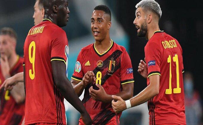 Belgijanci autom u 10. minutu pozdravljaju Eriksena