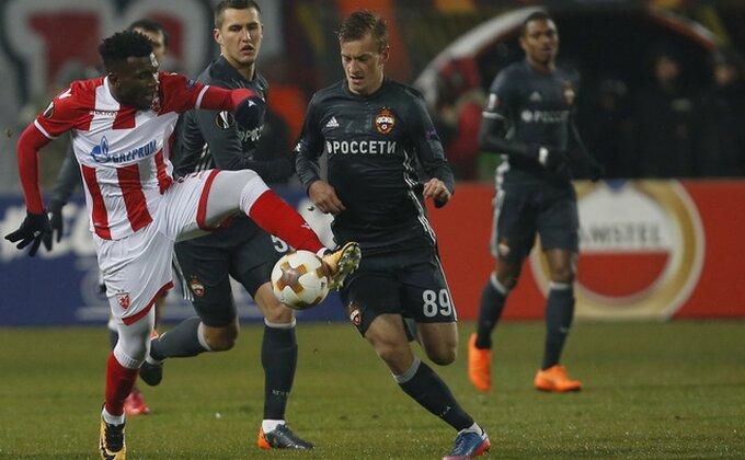 CSKA gubi korak u trci za titulu, poraz u moskovskom derbiju
