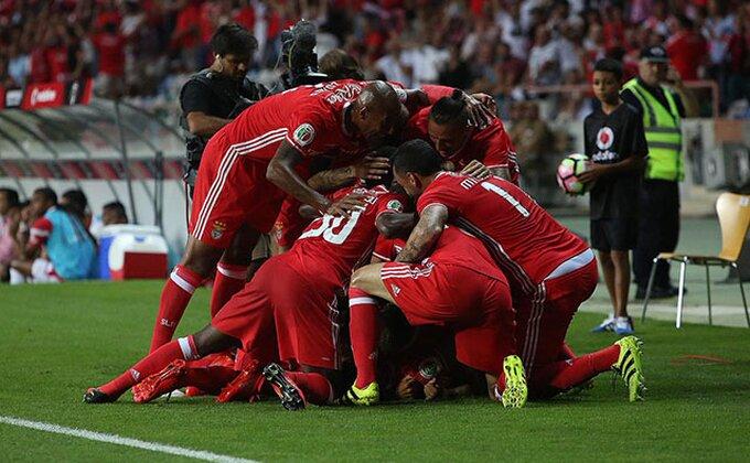 Benfika šokirala Porto u nadoknadi!