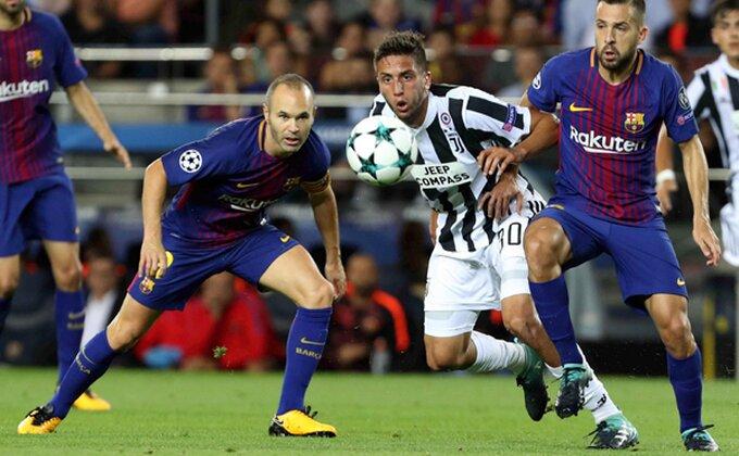 Juventus otkupljuje klauzulu za Bentankura