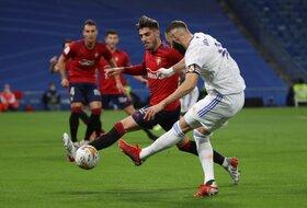 Kiks Reala u Madridu, Osasuna uzela slađi bod, Jović ponovo bez minuta!