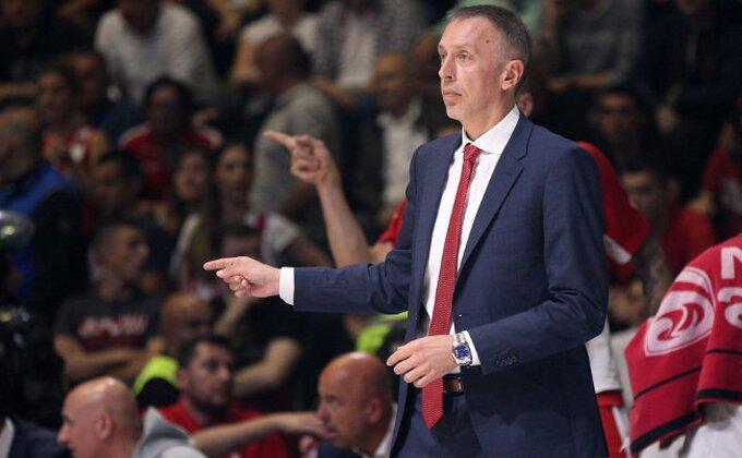 """Tomić bez pardona: """"Nije bitno samo da se pobedi! To je za mali klub, u Zvezdi mora da se igra košarka"""""""