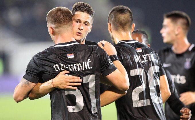 """""""Povratak u Partizan? Nikada ne bih rekao ne"""", vezista odgovorio i na pitanje o Crvenoj zvezdi!"""