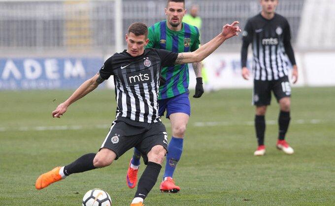 Savo dobio desnog beka pred Katar, Partizanovo dete se vratilo u Humsku!