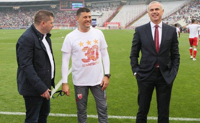 "Milojević: ""Lepa uvertira za finale Kupa"""