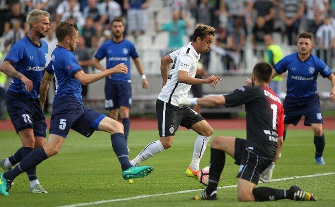 Leonardo isplaćen, i brat mu trenira sa Partizanom!