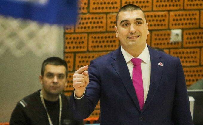 """Milojević: """"Da vidimo gde smo u odnosu na najjače ekipe"""""""