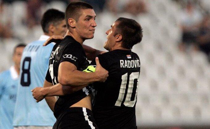 ''Bleki'' bi da sačeka sa odlaskom, ali ako Partizanu trebaju pare...