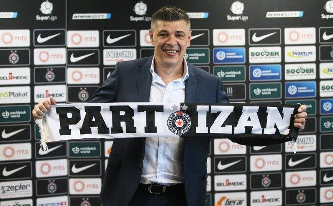 "Ser Aleks ""poslao"" Savu u Partizan!"