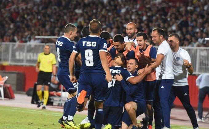 Bravo, TSC! Korak bliže Ligi Evrope!
