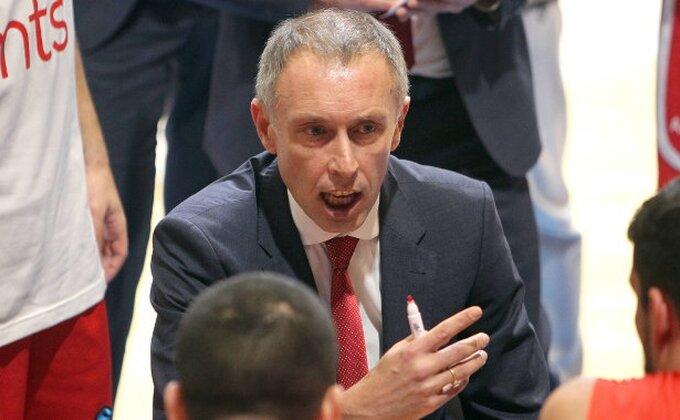 Nervozni Tomić najavio promene posle još jedne loše treće četvrtine