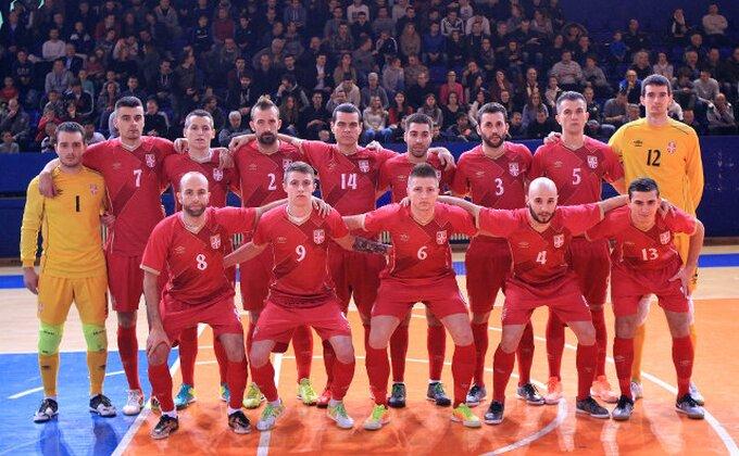 Futsaleri Srbije dobili rivale na EP 2018